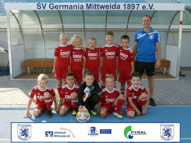 F2-Junioren SV Germania Mittweida